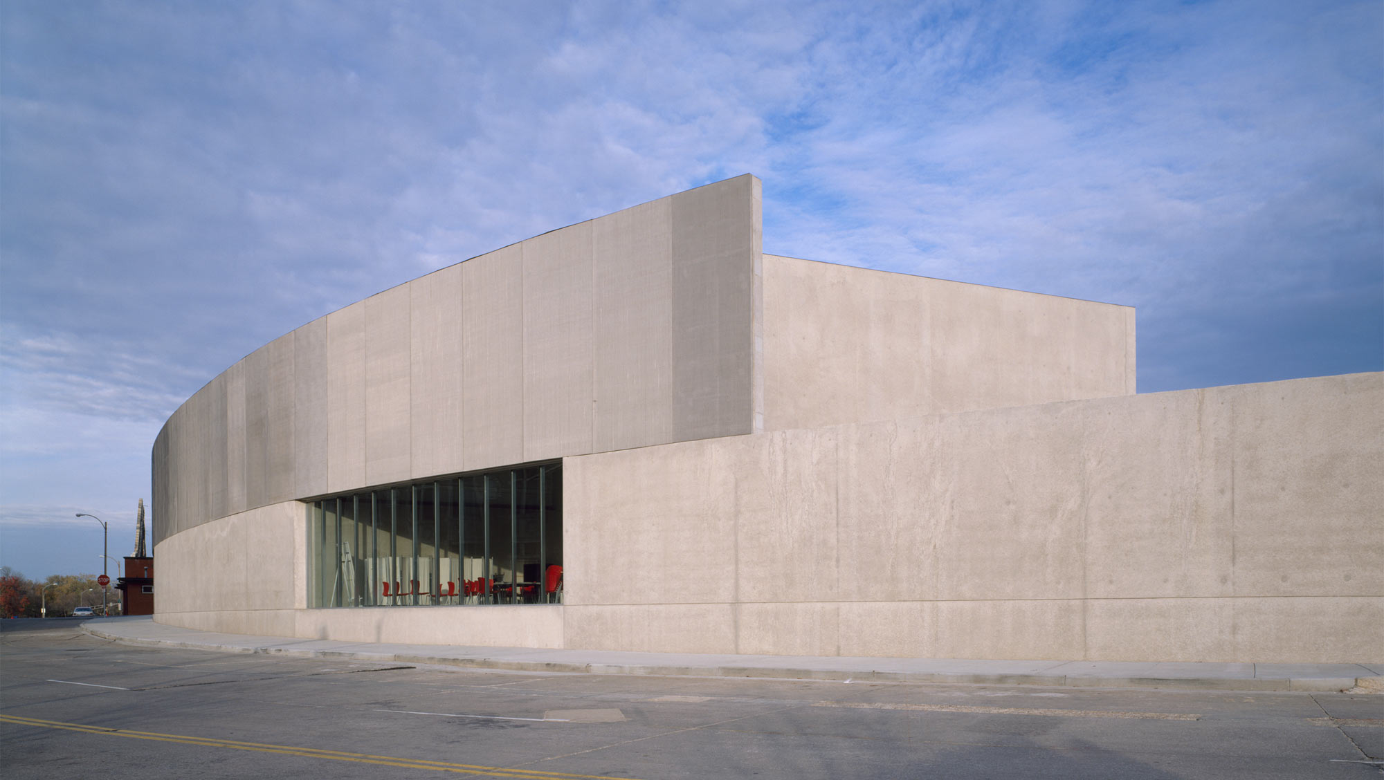 Contemporary art museum st louis allied works for St louis architecture