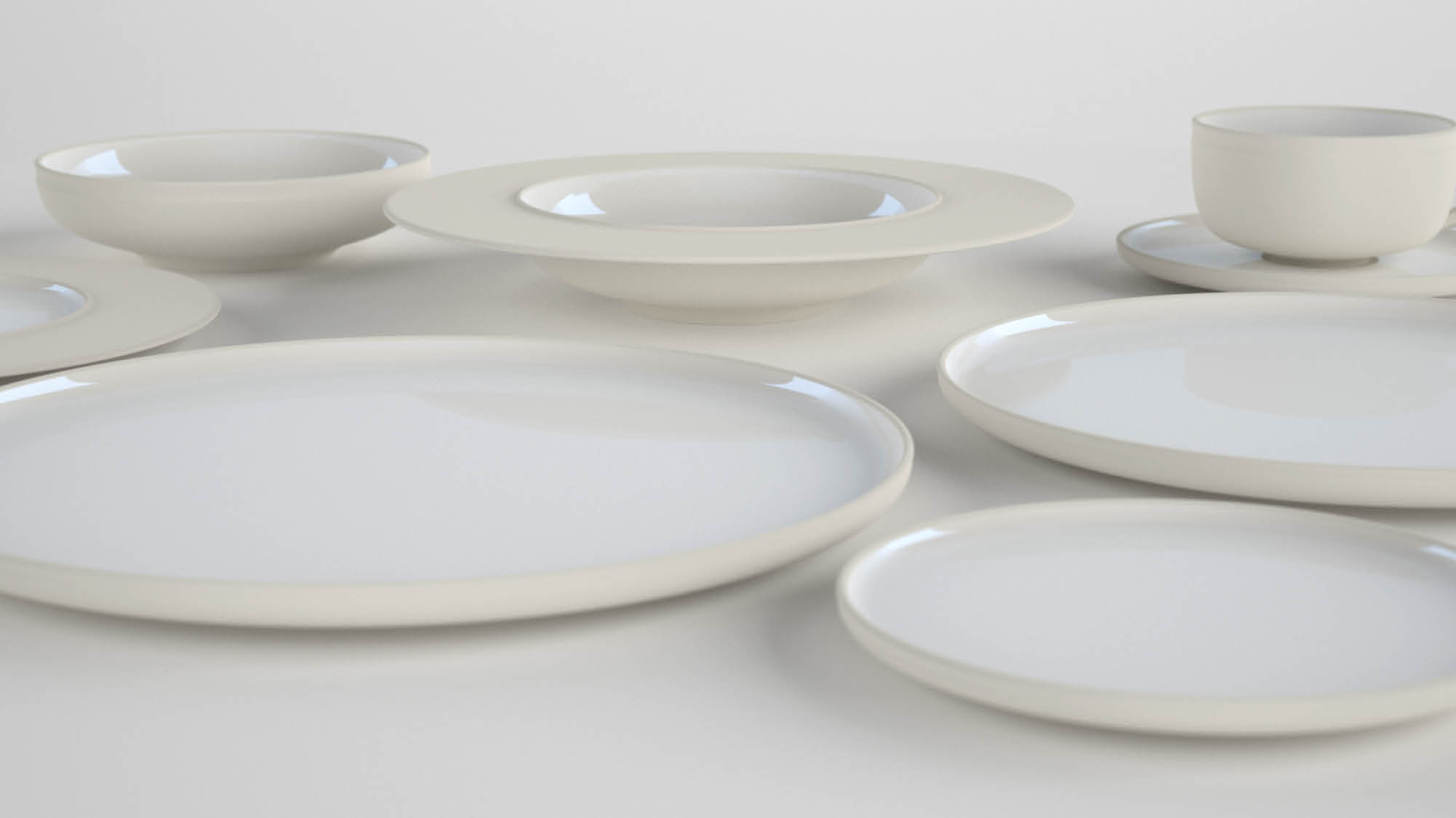 Exploration 3 ? Work 1/5 & Eleven Madison Park: Dinnerware | Allied Works