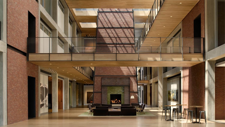 Pixar animation studios brooklyn building allied works for Oficinas pixar